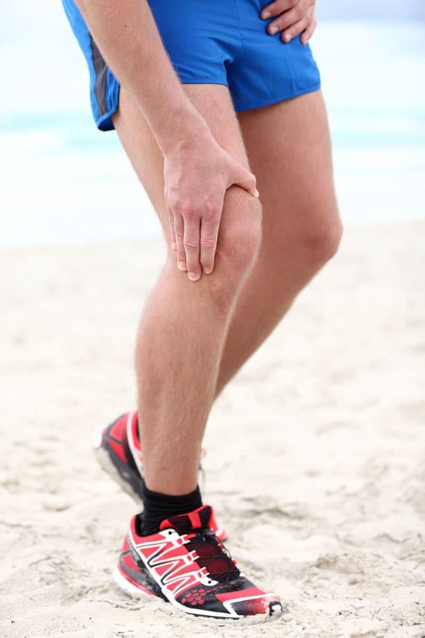 Knieschmerzen – Einsatzgebiet der ACP Therapie