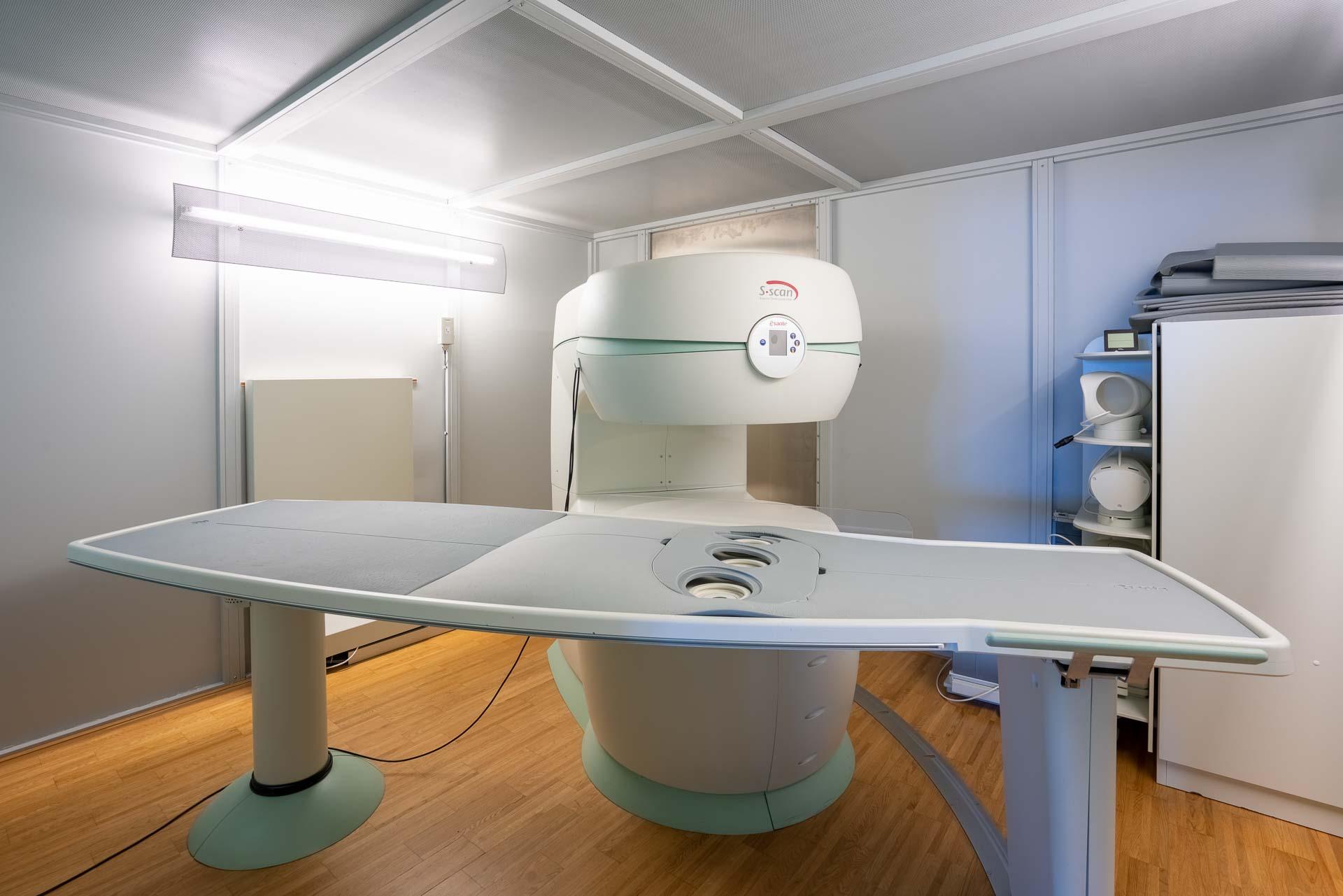 Offenes MRT – bildgebende Verfahren zur Diagnose einer Coxarthrose